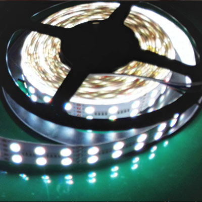 RGBW 120led/m double line led strip