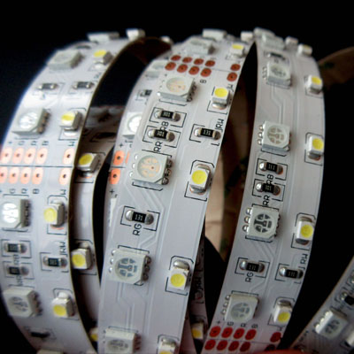 5050+3528 rgbw led strip