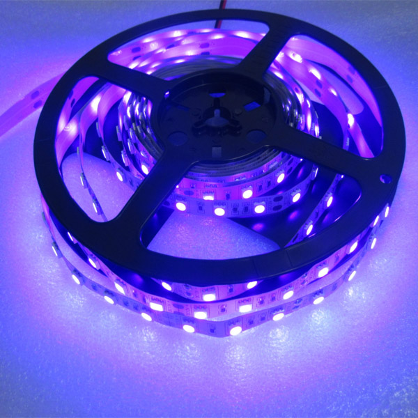390-400nm UV 5050 LED Strip