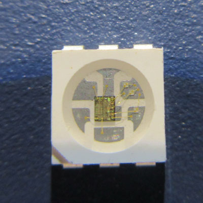 5050 smd blue APA102 led chip