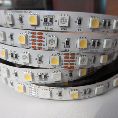 5050 RGB+W LED Strip