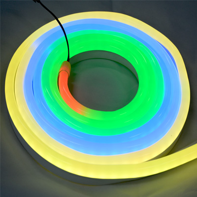 addresable PVC tube neon light