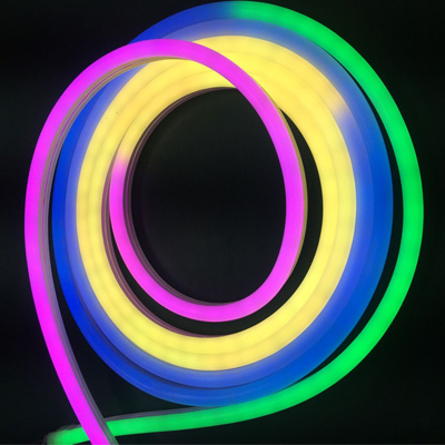 ws2811 pixel led addresable silicon tube neon light