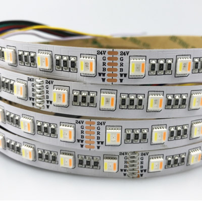 RGBWW 5 in one  5050 LED Strip